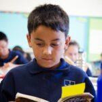 KIPP Student Reading
